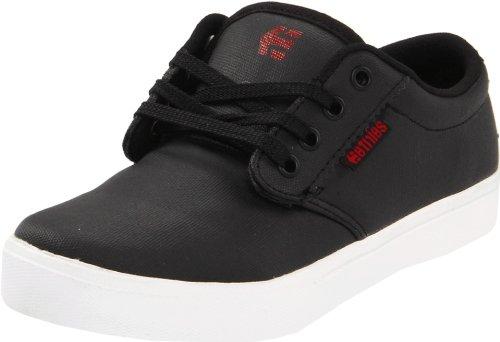 Kids Jameson 2 Eco Shoe Schwarz/Weiß/Rot