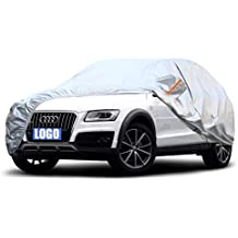 Guajian (Para Audi) Plata Q3, Q5, Q7, Q Series Cubierta de