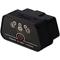 Gadget Guru Vgate icar 2 Bluetooth OBD II Auto Diagnostic Tool for Android Devices and windows PC