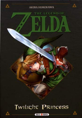 Legend of Zelda - Twillight Princess 05 - Coffret T1 à T3