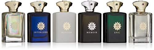 Amouage Modern Man Miniatures Collection 6 X 7.5 ml, 1er Pack (1 x 45 ml)