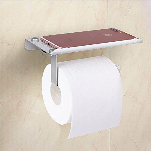 Preisvergleich Produktbild JOYTUTUS Toilettenpapierhalter Ohne Bohren WC-Papierhalter Rollenhalter Papierrollenhalter
