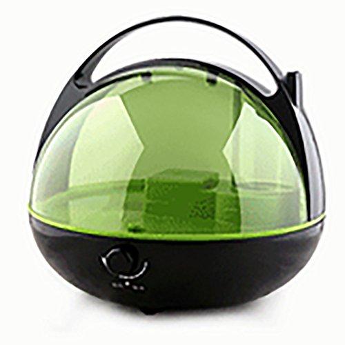 4 Litri umidificatore ad ultrasuoni della foschia, diffusore - Tranquillo, Spegnimento automatico, lungo per l'ufficio / sala yoga / bagno / camera da letto Xagoo (stile 3)
