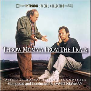 Schmeiß die Mama aus dem Zug! (Throw Momma from the Train), David Newman  [Soundtrack] [Audio CD] [Import-CD] [limited] Intrada-Special-Collection [CD] (Momma The Train Throw From)