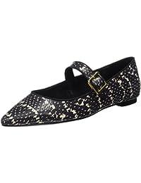 Cortefiel 3.t.Bs. Bail. Mary Jan Serpiente, Zapatos para Mujer