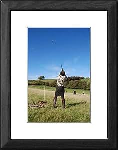 Tableau encadré Motif faisan de chasse à Belvoir Castle femme