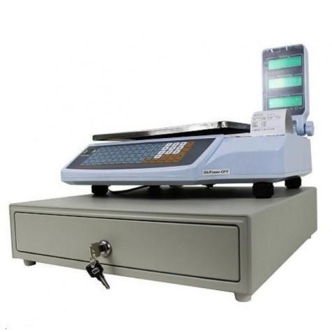 Balanza bascula impresora ticket programable