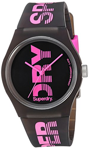 Superdry Damen-Armbanduhr SYL189BP