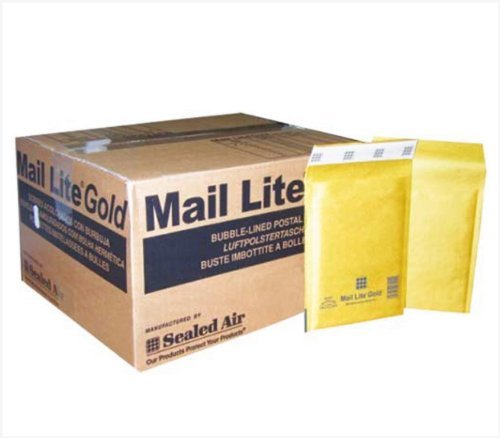 100-mail-lite-a-000-jl000-jiffy-padded-envelopes-110-x-160mm-425-x-65-box-of-100-gold