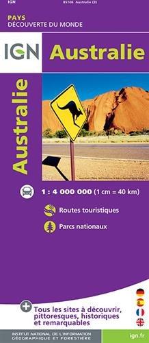 85106 AUSTRALIE  1/4M