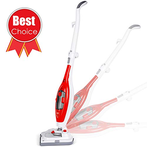SIMBR Steam Mop, Detachable Stea...