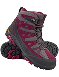 Mountain Warehouse 025438 Nevis Vibram Waterproof Kids Boot