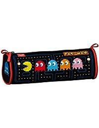 QUO VADIS Trousse FOURRE-TOUT rond Pac Man 23x08 cm