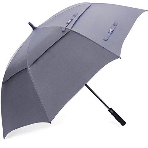 G4Free Parapluie de Golf 68 Inch Tres Robuste Toile Aere Conception Hautement Technique pour...