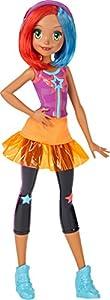 Mattel DTW05 muñeca - Muñecas (Multicolor, Femenino, Chica, 3 año(s), Caja Expositor, Auriculares de muñeca, Leggings de muñeca, Zapatos de muñeca, Falda de muñeca)