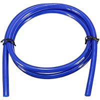 UNIVERSAL PETROL /& FUEL HOSE 6MM x 9MM 1M TRANSPARENT PVC PLASTIC MOPED MOTORCYCLE QUAD MOTORBIKE ROLLER VINTAGE MOTO GRASS TRIMMER LAWN MOWER ROTOTILLER PETROL OIL DIESEL VESPA PIAGGIO 6x9