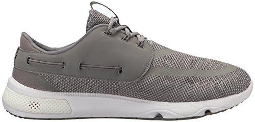 Tex grigio eye 3 Sneaker Grau Sperry 7 Seas erwachsene Unisex XqXzYwA