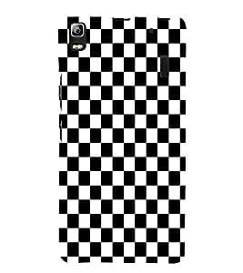 Ebby Printed back cover for Lenovo A7000/K3 Note(Premium Designer case)