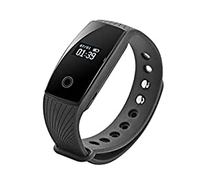 Zebronics Fit 500 Fitness Tracker (Black)
