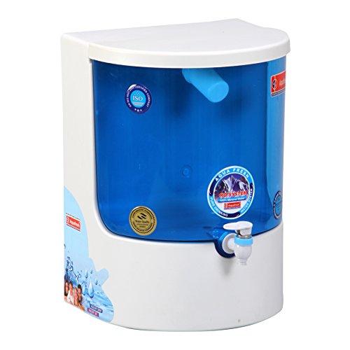 Jet Aqua Aqua Fresh Dolphin Water Purifier, 37x27x29 cm, White & Blue