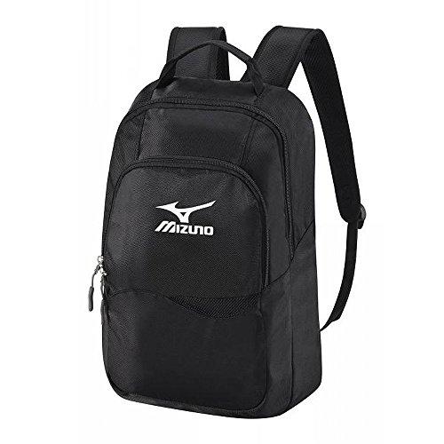 Mizuno team Back Pack, nero, Taglia unica