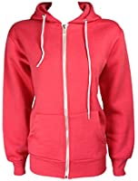 Home of Fashion Womens Coral Hooded Jumper Jacket