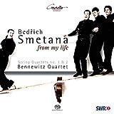 Smetana: Streichquartette Nr.1 e-Moll & Nr.2 d-Moll - Bennewitz Quartet