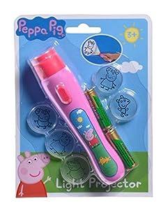 Simba 109262386 Peppa Pig Light - Proyector