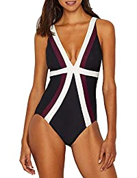 38f1a5d1f5 Miraclesuit Womens Spectra Trilogy Firm Control Swimsuit