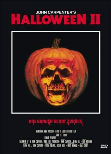 (Halloween 2 - Das Grauen kehrt zurück - 3 Disc Limited Uncut Mediabook - Collector's Edition inkl. 25 Years of Terror - DVD)