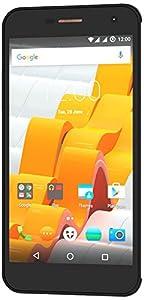 Wileyfox Spark X Dual SIM-Free Smartphone - Black