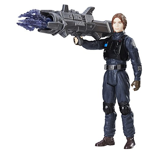 Star Wars Rogue One Sergeant Jyn Erso Imperial Infiltrator 9.5cm Figurine