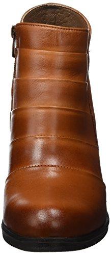 Andrea Conti Damen 1884500 Stiefel Braun (cognac)