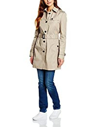TOMMY HILFIGER, HERITAGE SINGLE BREASTED TRENCH - Abrigo para mujer