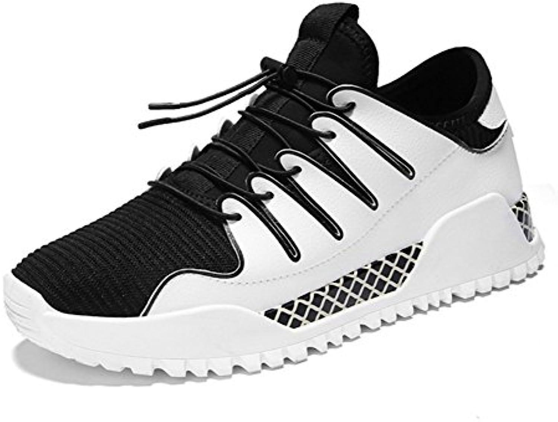 XIE Frühling Sommer Freizeitschuhe Herrenschuhe Mode Atmungsaktive Gezeiten Schuhe 39 43