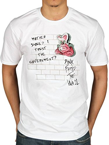 Official Pink Floyd The Wall Trust The Government T-Shirt, S to XXL