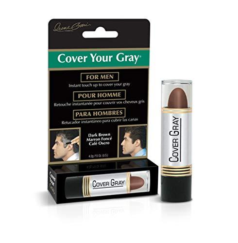 Cover Your Gray Für Männer Dunkelbraun