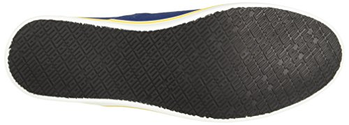 203e0f14ee8a45 ... Puma Men s Clara IDP Blue Depths-Spectra Yellow Loafers - 9 UK India ...