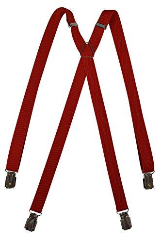 Olata Classico Bretelle elastiche per Donne X Forma Magro Stile 2 larghezza
