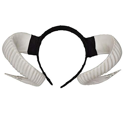 Braut Monster Weiße Kostüm Kind - SuperSU Halloween Stirnband Cosplay Monster Bulls Horns Kopf Stück Haarband Kostüm Maskerade Party Kostüm Requisiten Haarband Halloween Geschenke Stirnbänder haarband