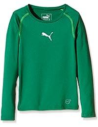 Puma Kinder Langarm Shirt TB Long Sleeve Tee