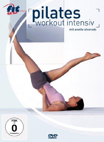 Pilates Workout Intensiv - mit Anette Alvaredo