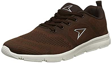 Power Men's Urban Brown Running Shoes-10 UK/India (44 EU) (8394147)