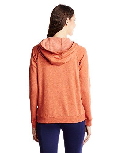 Roxy Damen Winter Moonligh Sweatshirt mit Kapuze Damen Orange - Picante