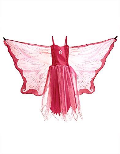 Dreamy Dress-Ups 50682 Feen-Kostüm, Rosa (Dress Up Feen)