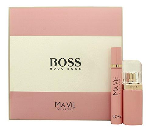 Hugo Boss ma vie Eau de Parfum e borsa spray set regalo per lei