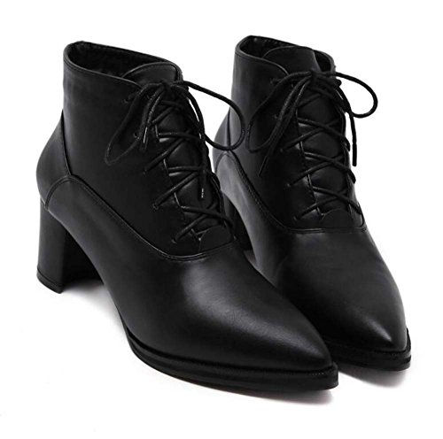 6.5cm Scarpe da ginnastica scarpe da donna Scarpe da ballo Scarpe da ginnastica scarpe da cavaliere Scarpe da ginnastica scarpe da ginnastica ( Color : Black , Size : 39 )