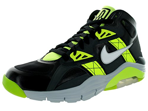 Basket Nike Air Trainer SC Lunar 180 - Ref. 630922-001 Noir