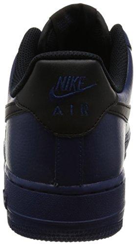 Nike Air Force 1 07, Scarpe da Ginnastica Uomo Blu (Binary Blue/Black)