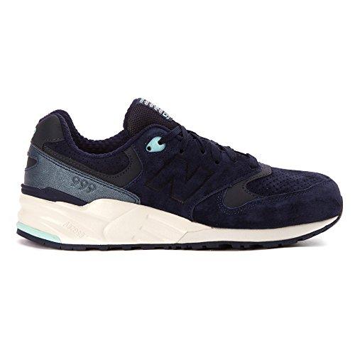 New Balance WL999 W chaussures Bleu